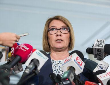 Nowoczesna chce, żeby PKW skontrolowała finanse PiS-u. Beata Mazurek...