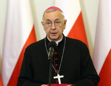 """Abp Gądecki wygłosił orędzie do Polaków. Zwrócił uwagę na """"rządzących i..."""