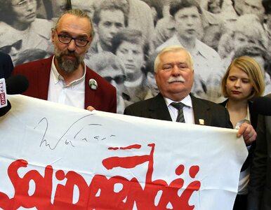 """""""Solidarność"""": KOD bezprawne wykorzystał naszą flagę"""