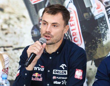 Sonik na podium Rajdu Dakar. Przygoński: Zabrakło trochę szczęścia