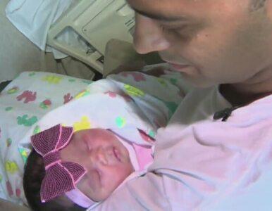 Urodziła 5-kilowe dziecko na autostradzie pod Los Angeles