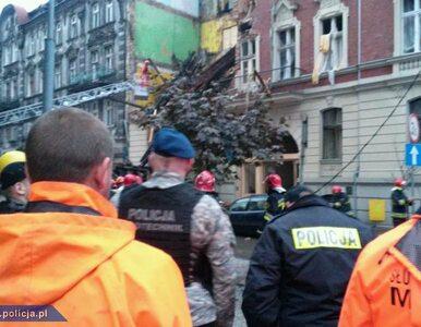 Akcja ratunkowa w Katowicach wciąż bez skutku. Straż wprowadza ciężki...