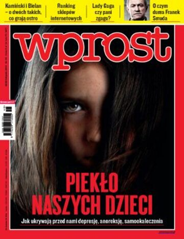 Okładka tygodnika Wprost nr 48/2010 (1451)