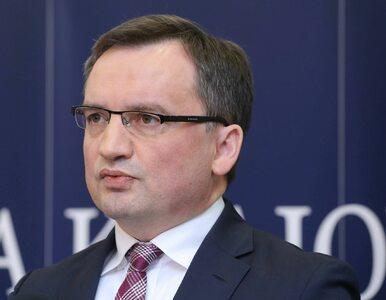 Zbigniew Ziobro przegrał proces. Ma przeprosić byłą prezes Sądu Okręgowego