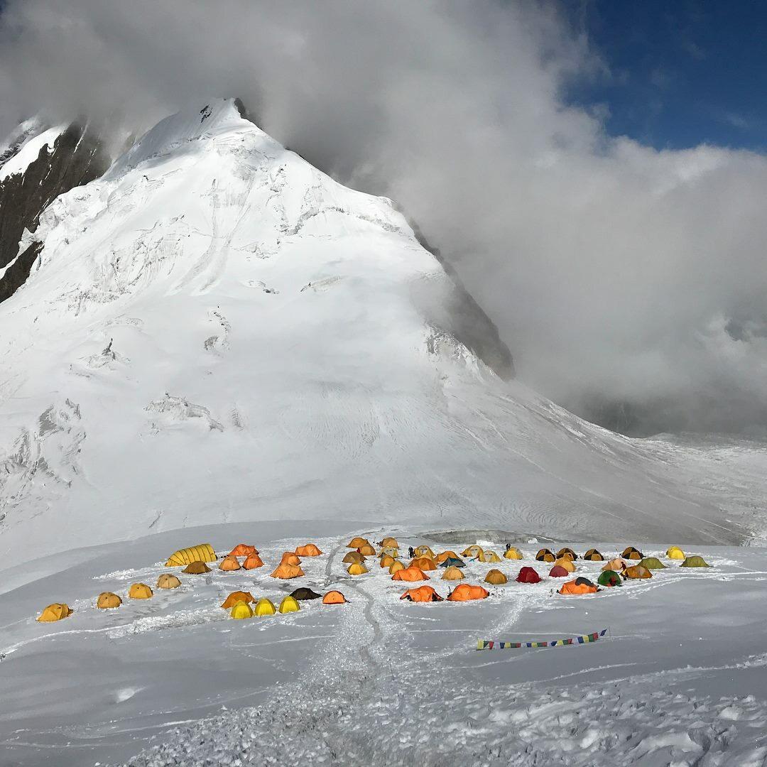 W drodze na Mount Everest
