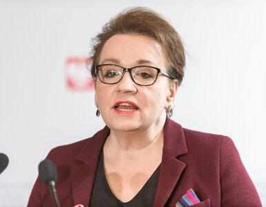 Minister edukacji żąda przeprosin od Schetyny i grozi pozwem za...