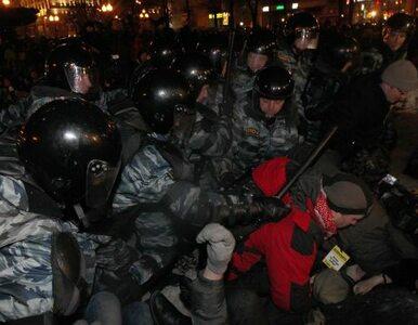 Władze Rosji boją się protestujących?