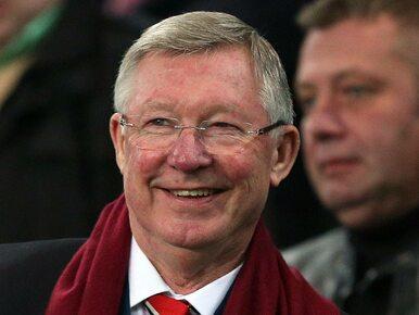 Sir Alex Ferguson dziękuje za wsparcie. Manchester United opublikował...