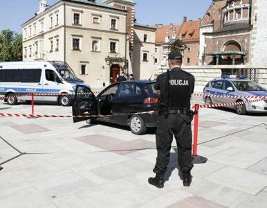 Napastnik z Wawelu usunięty z PO za...