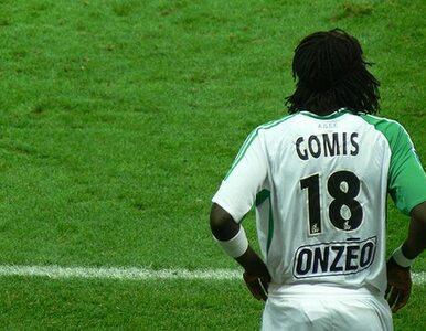 Lyon awansował a Gomis strzelił cztery gole. I zapisał się w historii