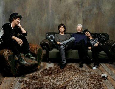 The Rolling Stones: żadnych koncertów