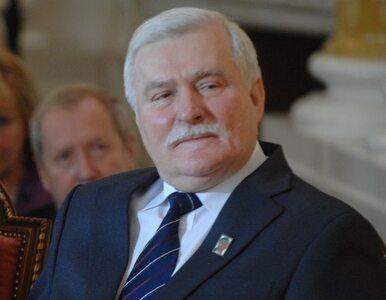 Wałęsa o akcji IPN w domu Kiszczaka: Mali ludzie, zwycięzcy się nie sądzi