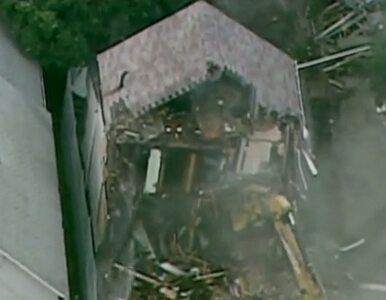 Zburzyli dom Ariela Castro