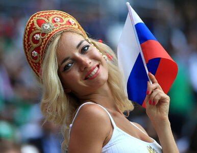 """Najgorętsza rosyjska fanka"" Natalia Nemchinova"