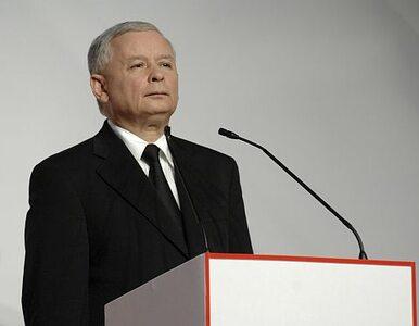 Kaczyński wydał wszystko na opiekę nad matką?