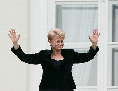 Prezydent Litwy przewodniczącą Komisji Europejskiej?