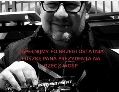 Ogromny sukces zbiórki do puszki Pawła Adamowicza. Internauci wpłacili...