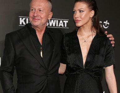 """Bogusław Linda przyszedł na premierę filmu """"Psy 3"""" z córką. Tak wygląda..."""