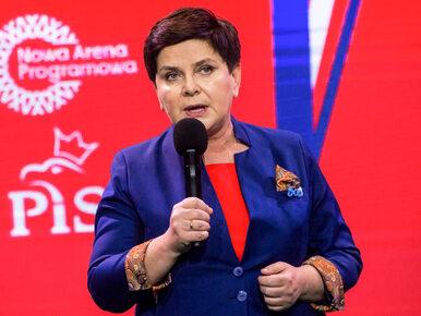 Beata Szydło o starcie do Parlamentu Europejskiego: To nie jest ucieczka