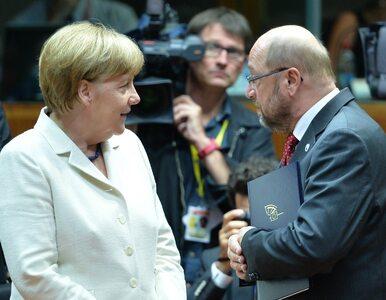 Telewizyjna debata Merkel-Schulz. Kanclerz broni polityki migracyjnej