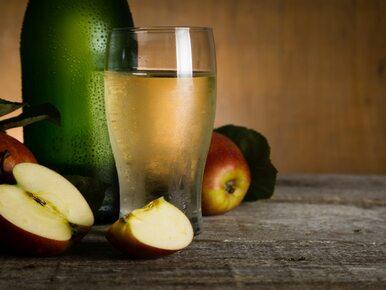 """Cydr bez akcyzy? Ministerstwo chce dać """"impuls do rozwoju hodowli jabłek"""""""