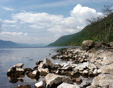 Będą szukać potwora z Loch Ness. Przez DNA