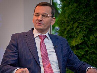 """Rząd zapowiada podwojenie inwestycji w ramach """"planu Morawieckiego"""""""