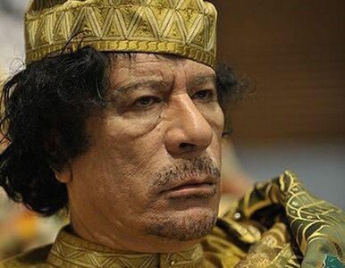 Kadafi: uwolnijmy kraj od zdrajców i NATO