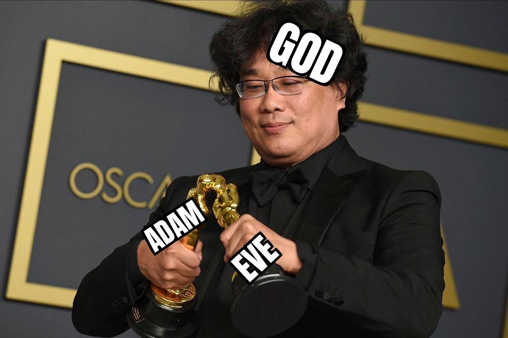 Bóg/Adam/Ewa
