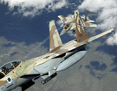 """Izrael bombarduje. """"Planowali zamach więc ich zabiliśmy"""""""
