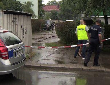 Strzelanina we Wrocławiu. Policjanci ranili uciekiniera