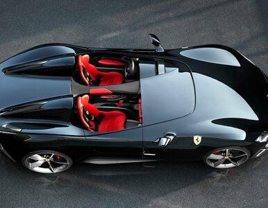 Gordon Ramsay drugim celebrytą, który kupił sobie TO Ferrari
