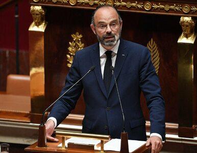 Francuski rząd nie poradził sobie z pandemią? Policja przeszukała domy...